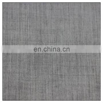 tr suiting fabric tr pocketing fabric tr grey melange fabric for trouser