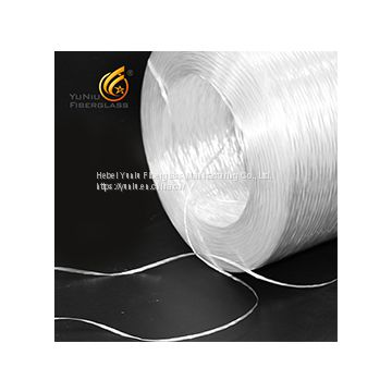 Hot Sale  E Glass Direct Roving Pultrusion Filament Winding Weaving Fiberglass Roving