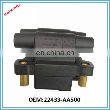 NEW Ignition Coil 22433-AA500 for Subarus Forester Impreza Legacy Outback 2.5L C1709 UF538