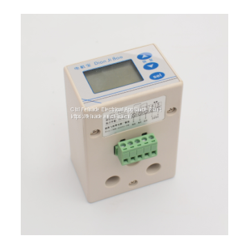 0.1-100A current range Current monitoring relay JFY-701