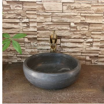 Blue Limestone Sinks,China Blue Stone Bathroom Basins