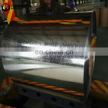 0.55mm thickness galvanized steel coil/flat coil galvanized steel for export , made in shandong wanteng steel