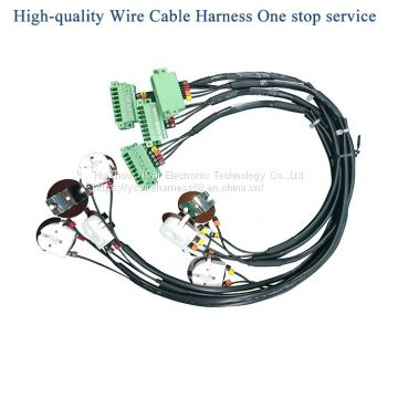 Medical Wire Harness and Cable Assembly