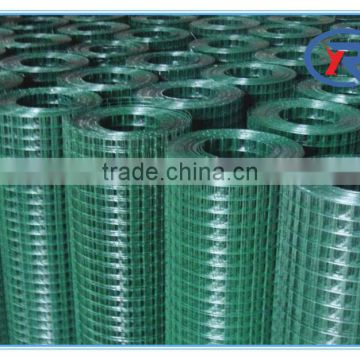 high quality welded wire mesh low price pvc coated welded iron wire mesh fence