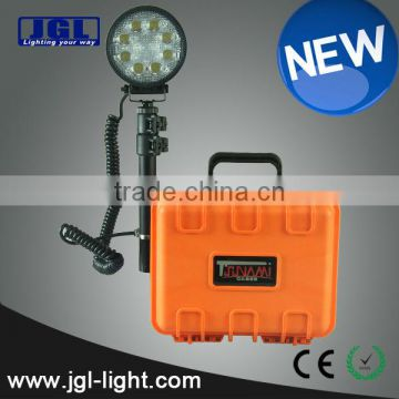 With colorful tool case LED Work Light stand Model RLS-24W high power led flood light