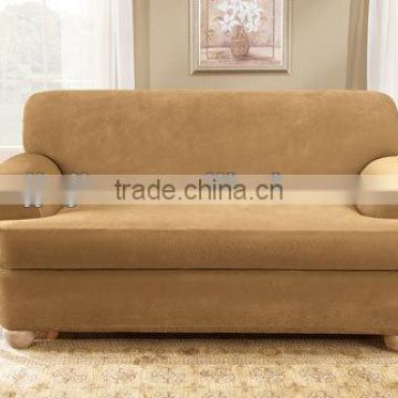 stretch pique sofa slipcover