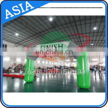 Truss Inflatable Archways , Custom Inflatable Event and Marathon Arches