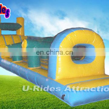 inflatable water totter toy
