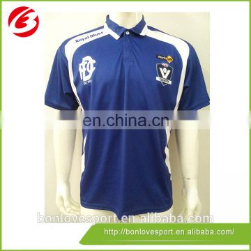 100% polyester Cricket Uniforms /Cricket Jersey