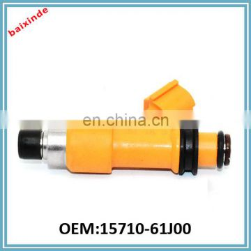 Auto spare parts car fuel injector nozzle OEM 15710-61J00 1571061J00 china wholesale