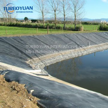 Hdpe Impermeable Geomembrane Leachate Ponds Liners & Covers