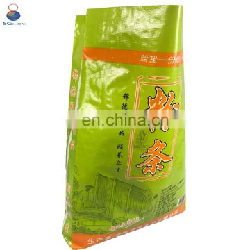 China wholesale feed grain fertilizer packaging bopp laminated woven bag