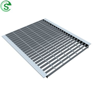 Stainless steel grating high quality smooth grate