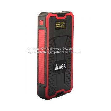 Waterproof Car Battery charger Jump Starter Portable Vehicles Auto Booster with emergency starter