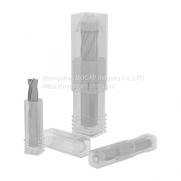 Beckett best quality plastic end mill box