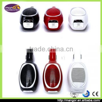 Home Office Air Purifier with aroma diffuser, Ozone Generator and Ionizer Removing formaldehy smoke aromatherapy