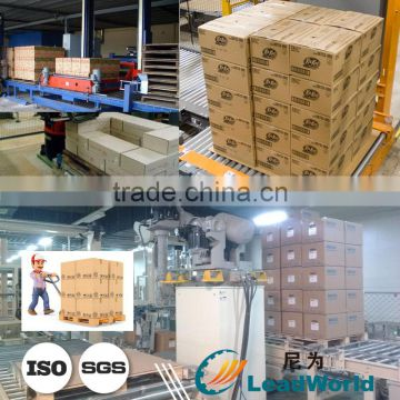 Automatic Robot Servo Palletizer for carton box and bags
