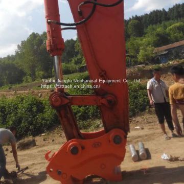 Heavy Duty Excavator Hydraulic Quick Coupler