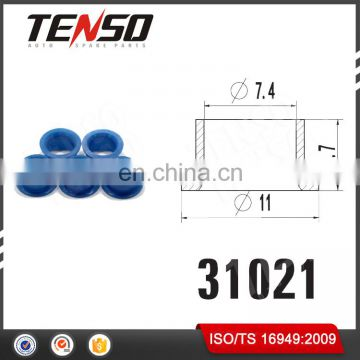 Fuel Injector Repair Kits Fuel Injector Service Kits Viton NBR Seals GEO METRO Fuel Injector Plastic Caps 11*7.4*5.7