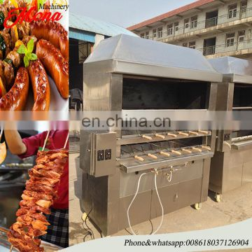 Mona indoor charcoal bbq grill/Commercial gas bbq grill / korean Bbq grill for sale