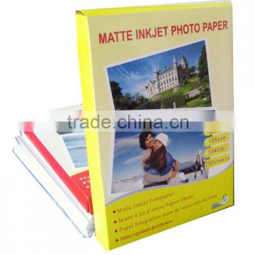 250g Glossy Photo Paper single side cast coated photo paper