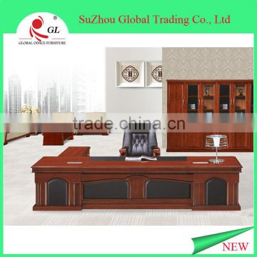 Boss Office Table With Pedestal