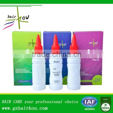 Professional Cold Wave Perm Lotions from GMPC certified Supplier of