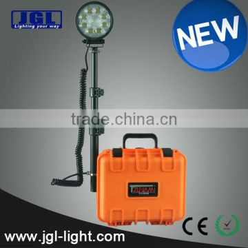 For extreme durability LED Work Light stand Model RLS-24W camping light with colorful case