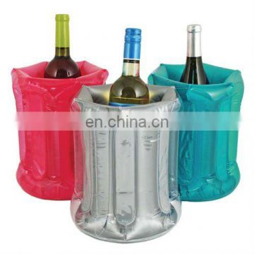 inflatable cooler for 1 bottle