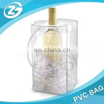 Super Quality Professional Clear PVC Beer Chill Carry Bags