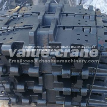 NIPPON SHARY DH408 track roller bottom roller for crawler crane undercarriage parts NIPPON SHARY DH308