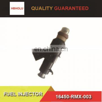 Autopart Fuel injector 16450-RMX-003 for high quality car