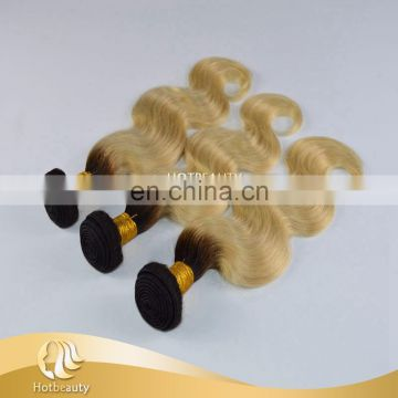 1b/613 color hair blonde color with black root