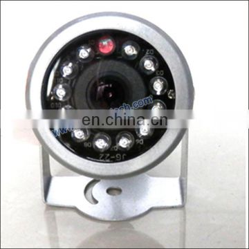 Metal housing Infrared light car camera waterproof