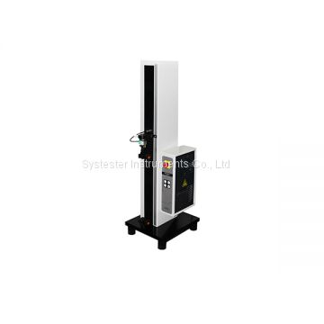 Polymer Film Breaking Force Tester Plastic Elongation Testing Machine Servo Tensile Tester