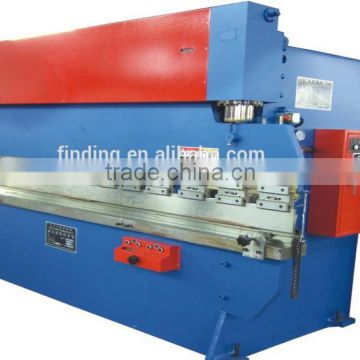 China hydraulic WC67Y series press brake machine for sale in China