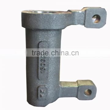 gray iron parts manufactures, casting and machining process, ductile iron machinery parts