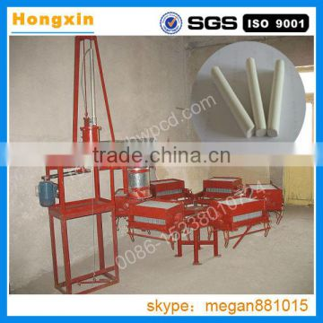 China supply chalk making machine prices/dustless school