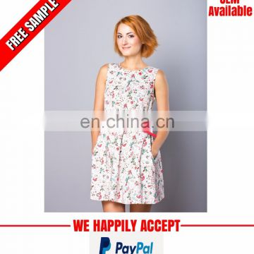 8e4abe674d New design women floral dress manufacturer of Women Apparel from China  Suppliers - 158135140