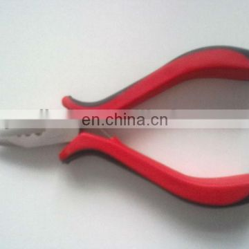 Large Hair Extensiin stock ons Tools micro bead fusion hair extension pliers
