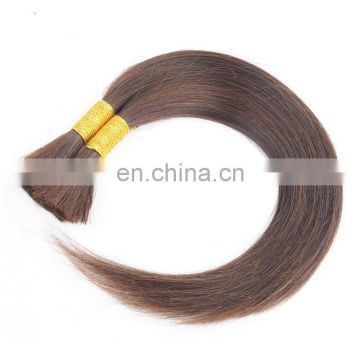 High quality body wave blonde color virgin russian remy hair bulk