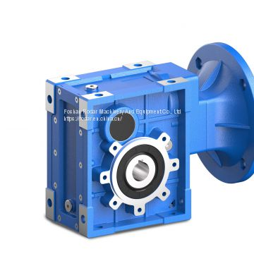 Low price worm gear speed reducer for electric motor