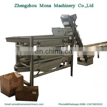 New design Walnut cracker nut shelling machine do not break nut