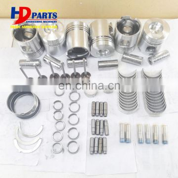 F6L912 Cylinder Liner Repair Kit F4L912 Excavator engine spare parts