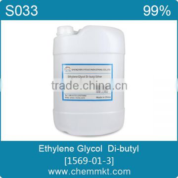 ETHYLENE GLYCOL DI-N-BUTYL ETHER 112-48-1