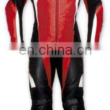 Motorbike Leather Suits Art No: 923