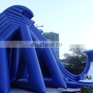 best quality commercial grade giant new design inflatable roaring water slide for sale