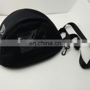 portable handle motorcycle hard helmet bag