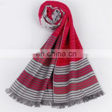 Fashion Men's silk and cashmere scarf