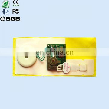 Program Happy Birthday Song Music mp3 Greeting Card Sound Module with  Wholesale Factory Price